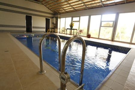 Family Lux Villa with free transfer+breakfast