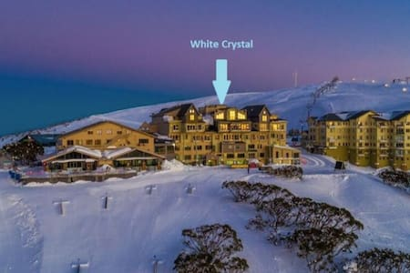 White Crystal 113 (ski to door access)