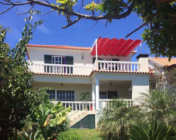 Beautiful Villa With Ocean Views