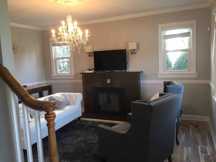Room near Tysons Metro to DC; Free WIFI and park