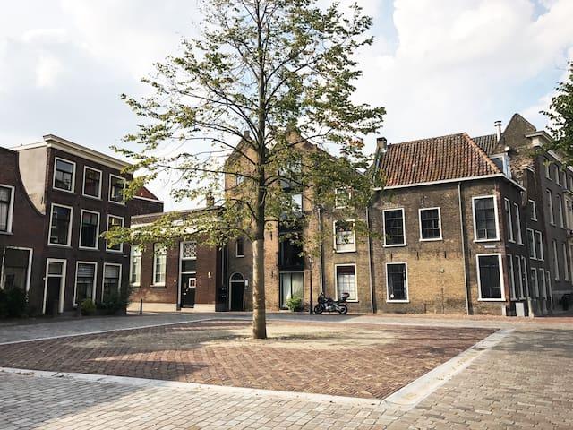 Appartement in het historische centrum
