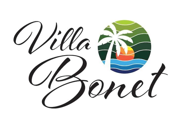 Villa+3BR/2.5B for 6+Jacuzzi+Walk to beach+Pool