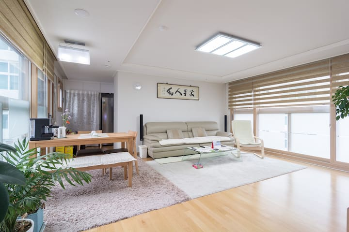 Real! Korean Lifestyle oriented. - 강남구 - Apartamento