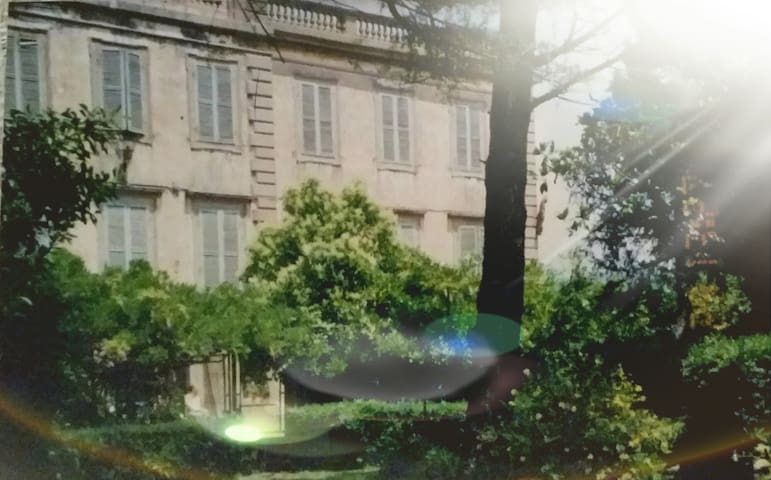 Antica residenza di campagna - Vetralla - Departamento