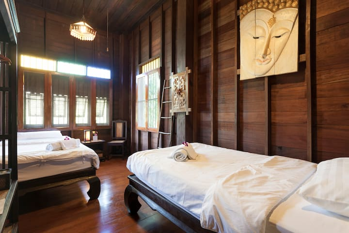The Buddha's Room - Chiang Mai - Huis