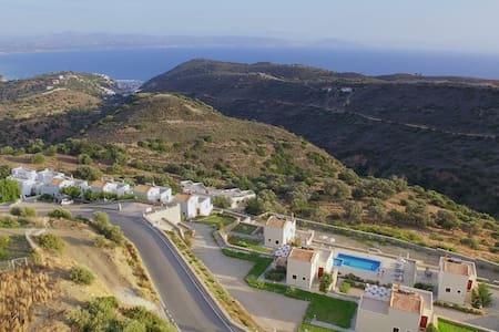 Lenikos Resort Two Bedroom Suite - Agia Galini - Appartement