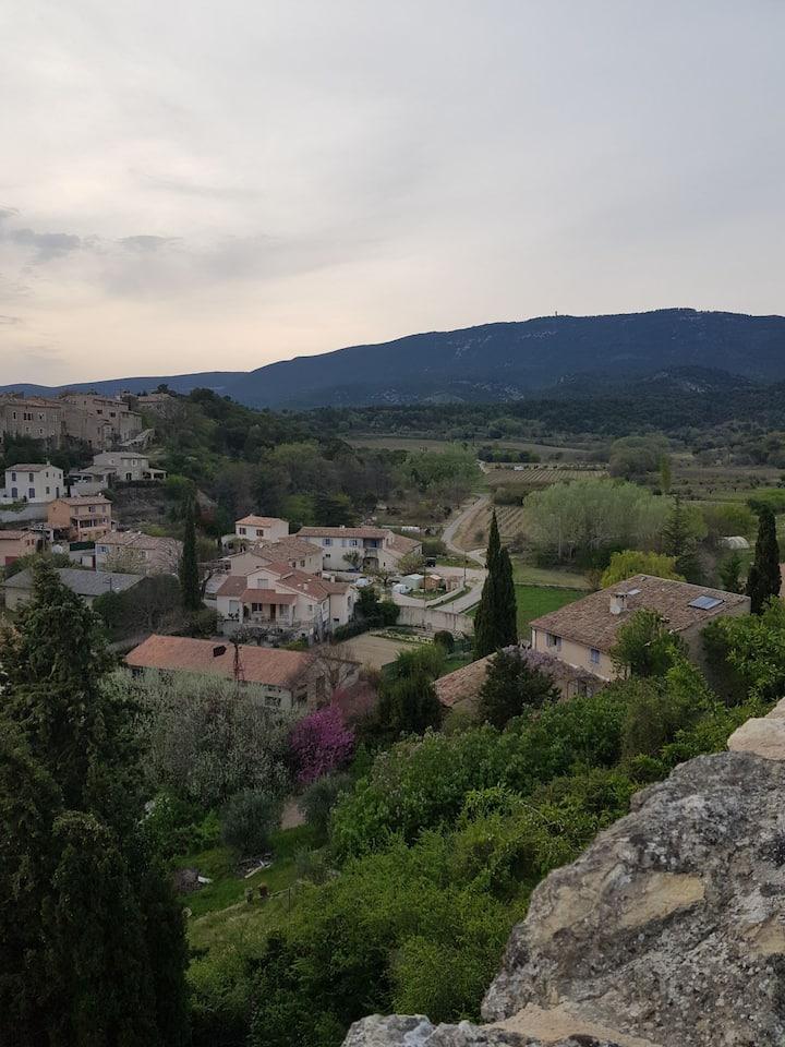 Jolie chambre d'hôte Luberon et Provence : )