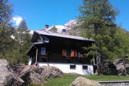 Alpe Devero Chalet Agnese - Alpe Devero - Casa de campo