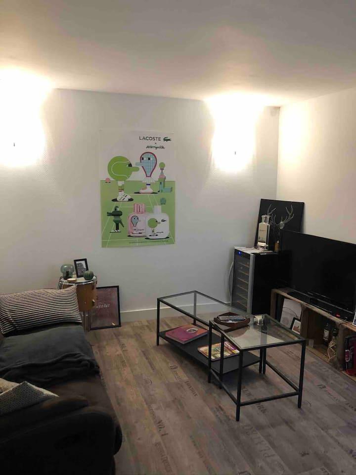 Appartement 10 minutes du centre-ville de Cognac