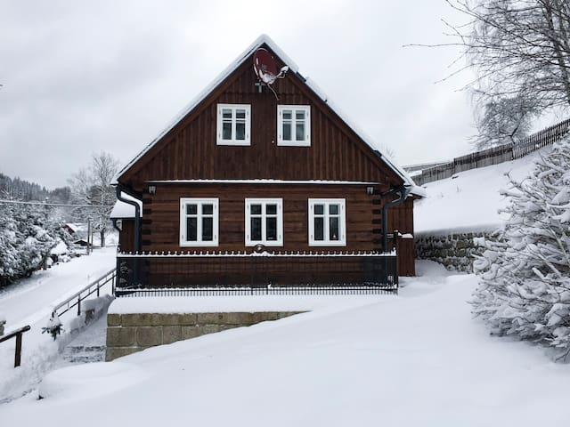 Beautiful Chalet in  Jizera mountains