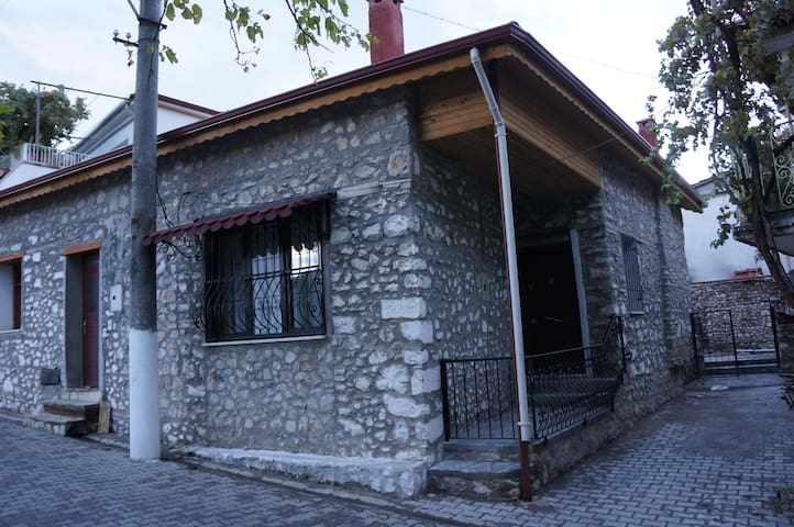 Renovated old village house in the centre - Fethiye
