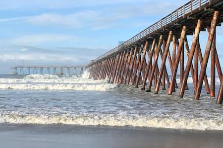 Ocean front condo in Rosarito Beach - Rosarito - Lejlighed