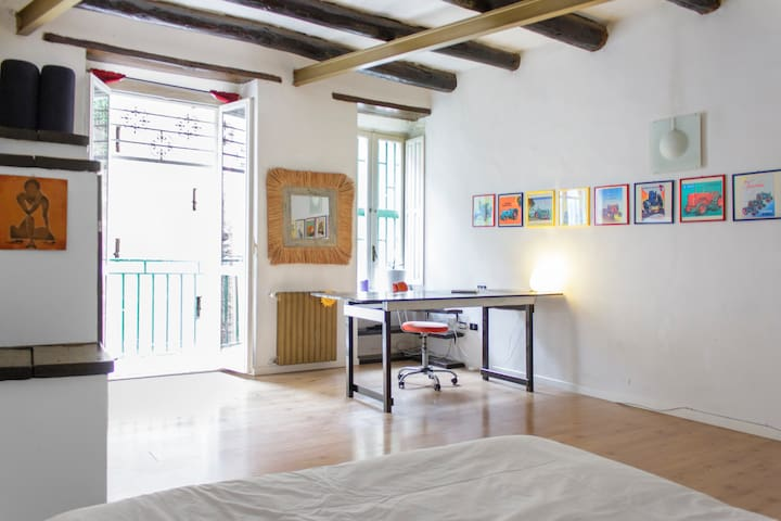 Charming flat near the centre - Napoli - Apartment