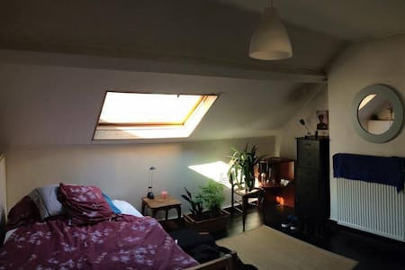 Own room in shared house - Anderlecht - Haus
