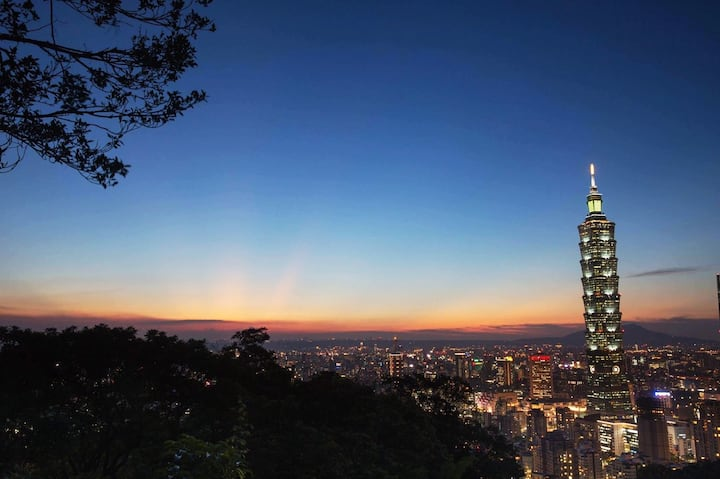 Located in the heart of vibrant Taipei 101.