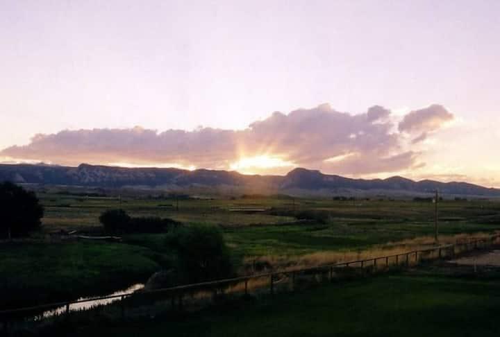 Folded Hills Ranch Cabin #6