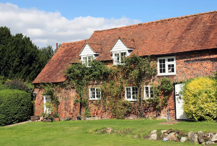Old Rectory Cottages - spaces in your togetherness