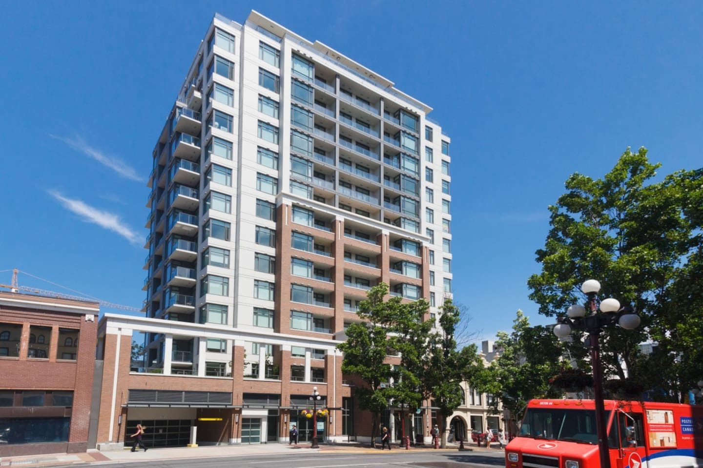 1bdr condo downtown Victoria - The Era - Apartments for Rent in ...