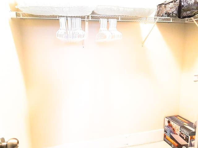 Spacious Walk-in Closet - View 2