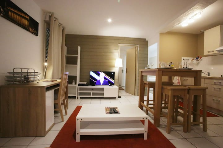 Lovely apartment in Bordeaux, perfect for Business - Bordeaux - Huoneisto