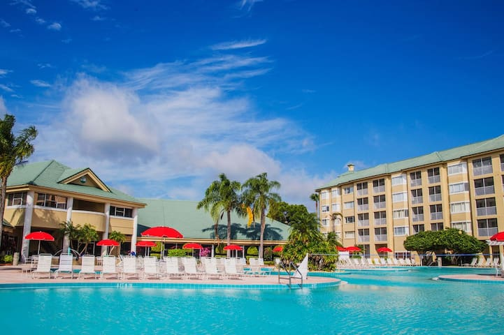 1 Bdrm at Silver Lake Resort Mins from Disney - Kissimmee - Flat