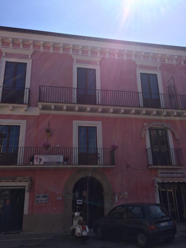 Miniappartamento in Palazzo d'epoca