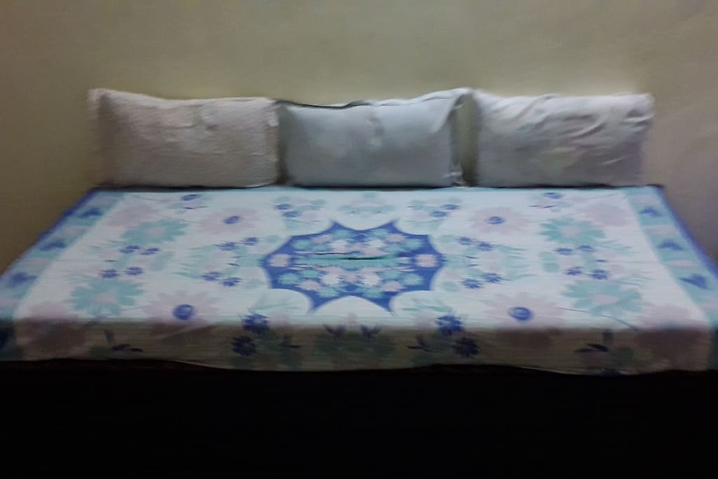 Diwan Bed in Living Room