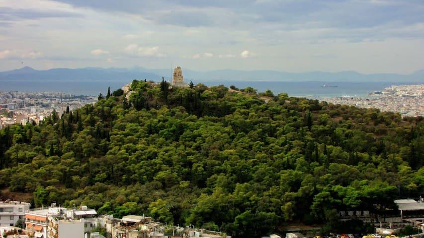 philopappou hill
