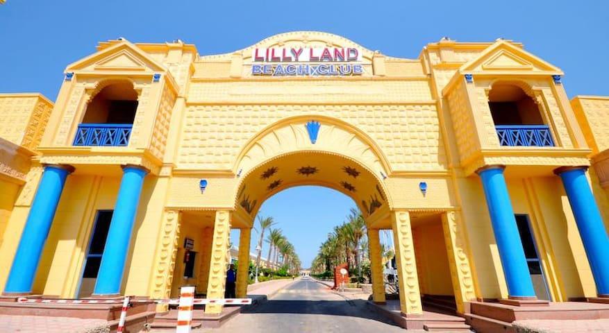 Apartment - Lillyland Beach Club Resort - Hurghada - House