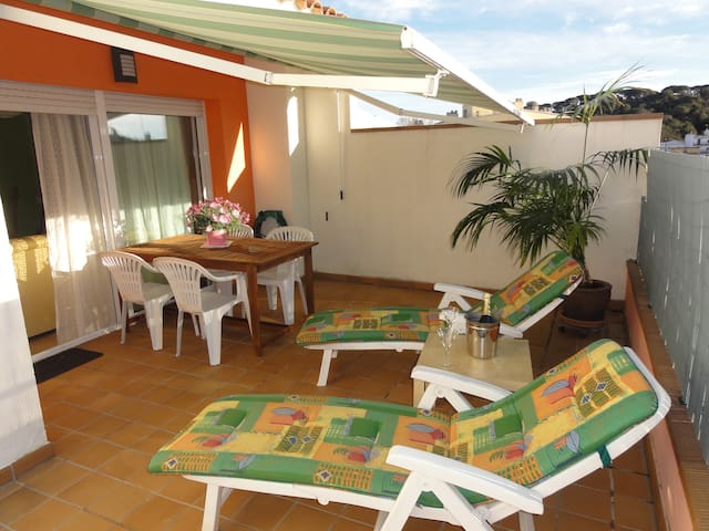 Precioso apartamento Costa Brava - Palafolls - Apto. en complejo residencial