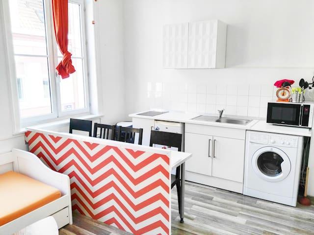 Chez YANN, appart pour 4 en HYPERCENTRE de Lille - Lille - Departamento