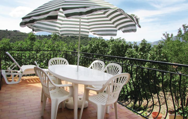 Nice home in Valle di Rostino with WiFi and 3 Bedrooms