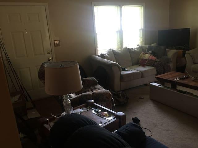 Cozy homy room - Bowling Green - Hus