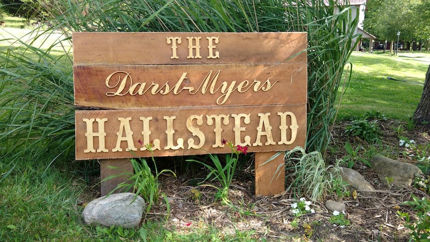 Welcome to The Hallstead!
