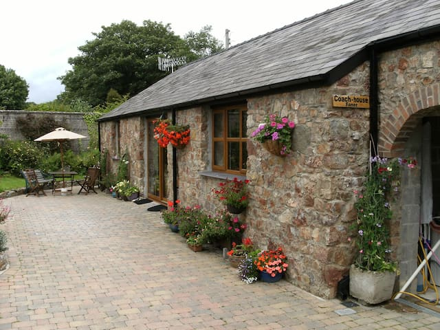 Disabled friendly 5 star cottage - Brynsiencyn - Casa