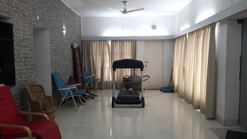 2  BHK Pent  House with  garden - Chennai - Apartamento