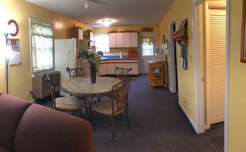 2 BR Private Home, fully furnished nr Lake Ontario