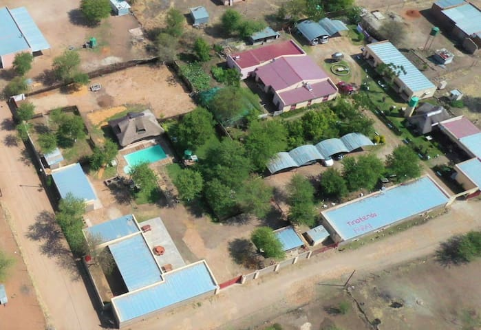 Moshaville Garden Lodges