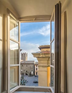La finestra sul Teatro - Cortona - Wohnung