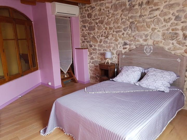 Maison de village sud Ardèche