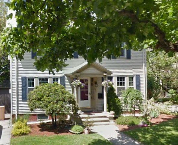 East Side family home near all PVD hotspots