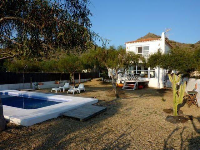 Casa de ensueño en la playa - Cuevas del Almanzora