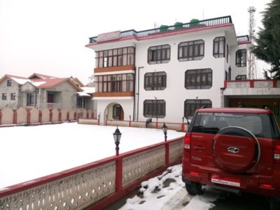 View In the Winter