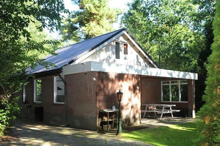 Heerlijk vakantiehuis op de Veluwe - Nunspeet