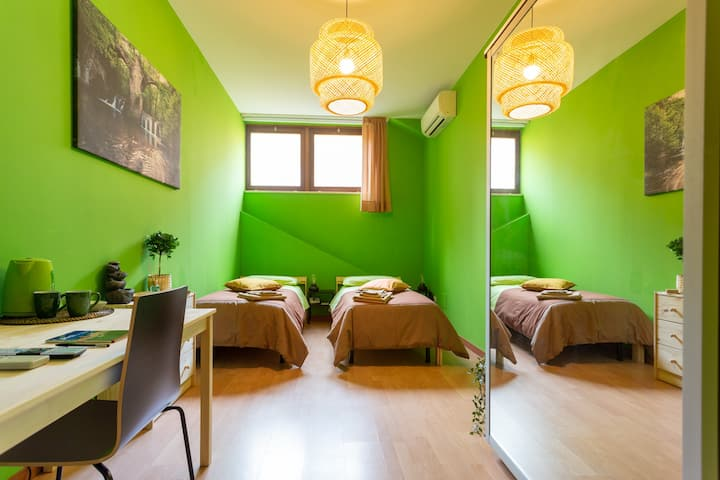 Liliane - camera doppia con bagno privato esterno