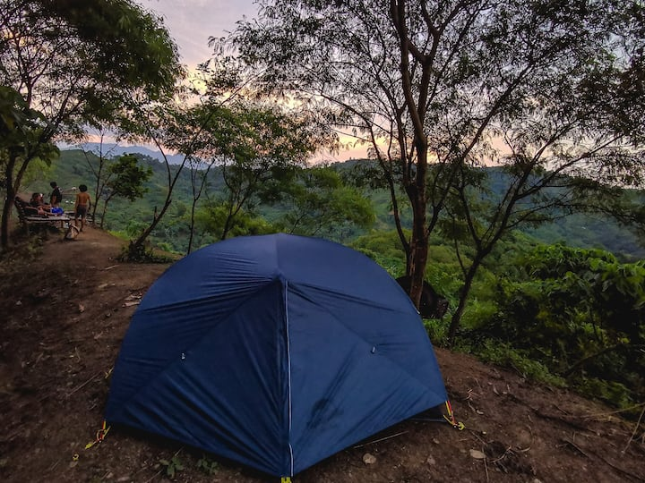 Forest Camping with 30 Minutes Trekking