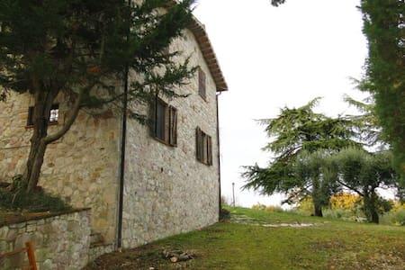 Casale Collisanti... una vacanza di relax - Massa Martana - Rumah