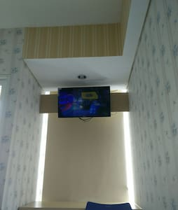 Comfortable new studio apartment - Surabaya