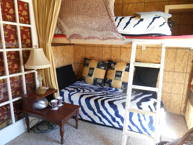 A cabin 10 min from downtown - Orlando - Cabane