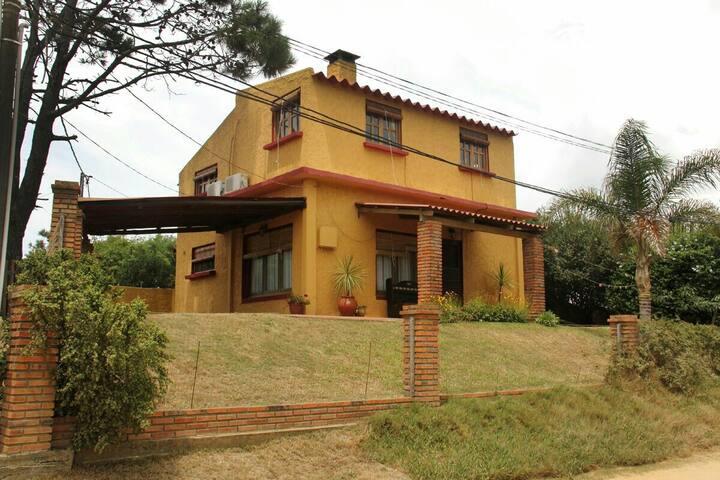 La casa ideal para tus vacaciones.
